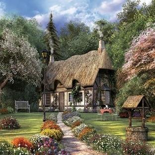 Biraz romantik manzaralarda gezinelim!