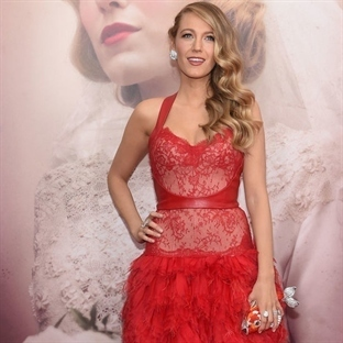 Blake Lively stili ile ilham oluyor