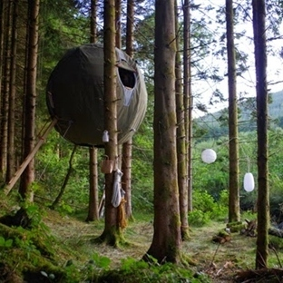 Bu yaz sizi ağaç çadırında ağırlayalım