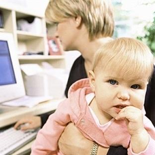 Çalışan Anneler Mutluluğu Hedefleyin