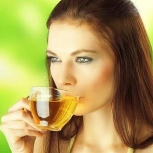 Çay içerek zayıflayın