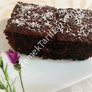 Çikolatalı Islak Kek (Browni)