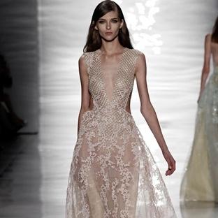 Couture İlhamlı Şık ve Kadınsı Abiyeler