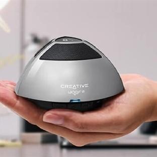 Creative Woof 2 Ses teknolojisinde bir ilk?