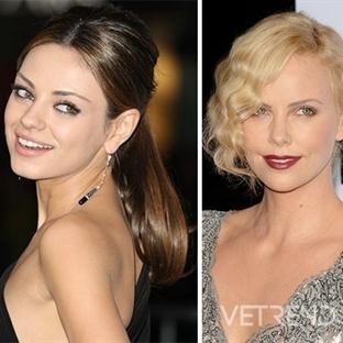Davet İçin Şık ve Güzel Saç Modelleri