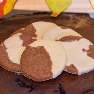 Desenli kurabiyeler