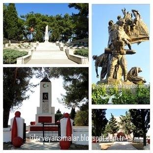 Destansı Topraklarda Şehitlikler ve Anıtlar - 3