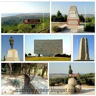 Destansı Topraklarda Şehitlikler ve Anıtlar - 5