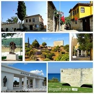 Destansı Topraklarda Şehitlikler ve Anıtlar - 6