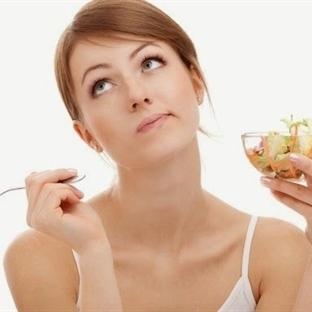 Diyet yaparken en çok ne yiyoruz, ne içiyoruz?