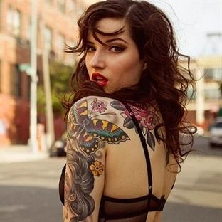 Dövmeli Bir Kadının Sevgiliniz Olması İçin 10 Hari