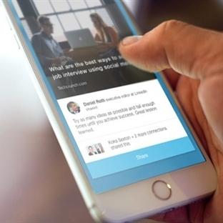 Elevate Uygulaması LinkedIn Tarafından Duyuruldu