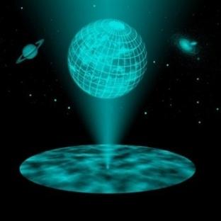 Evren Hologramdan İbaret Olabilir Mi?