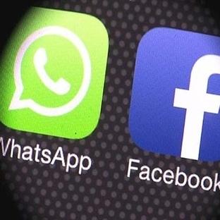 Facebook Whatsapp ile Birleşti
