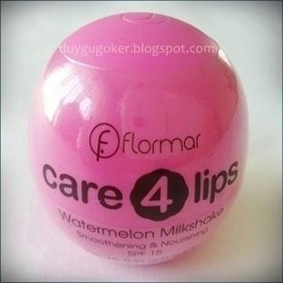 Flormar Care4lips Karpuzlu Lipbalm