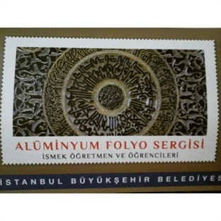 Folyo Esma_ül Hüsna ve Hilye_ i Şerif Sergisi