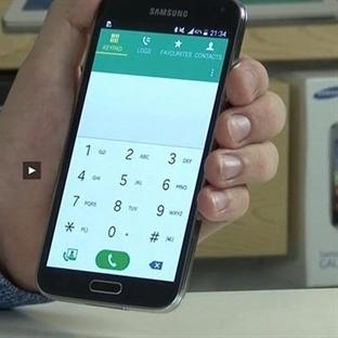 Galaxy S5 Android 5.0.1 Güncellemesi Geldi