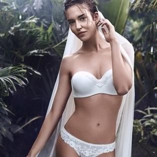 Gelinlere Özel İç Çamaşırı Modeleri