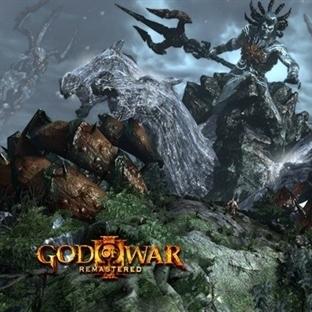 God of War III: Remastered'dan Ekran Görüntüleri