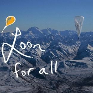 Google'ın internet dağıtan balonu Project Loon