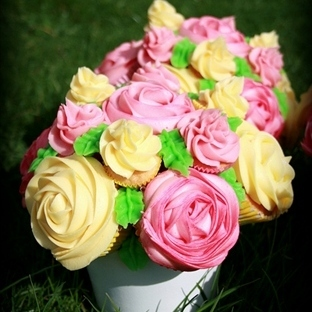 Görmeniz Gereken 14 Cupcake Buketi
