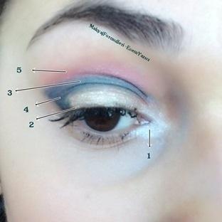 Göz Makyajı Formülü