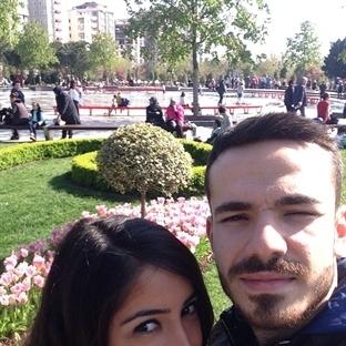 Göztepe Özgürlük Parkı Lale Festivali 2015