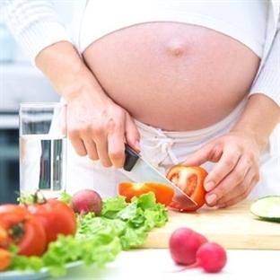 Hamileyken 7 Adımda Doğru Beslenme