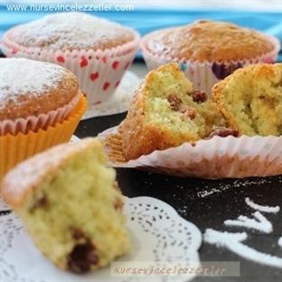 Ispanaklı Üzümlü Muffin Tarifi