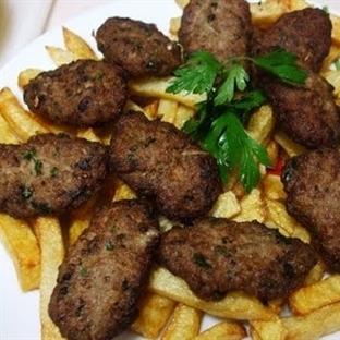 Kıbrıs Köfte Tarifi