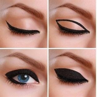 Kolay Eyeliner Kullanma Yolları