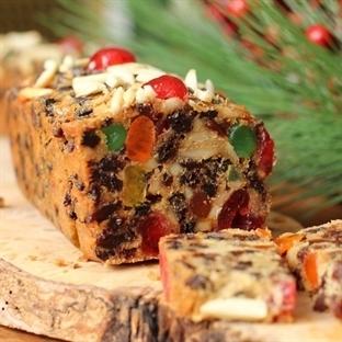 Kuru Meyveli Mozaik Pasta Tarifi