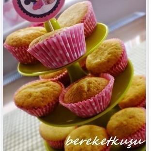 Kuru Meyveli Top Kek
