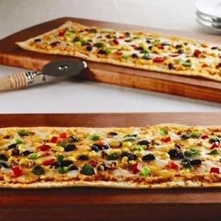 Lavaştan Kolay Pizza Tarifi