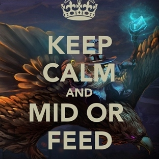 League Of Legends Orta Koridor Taktikleri