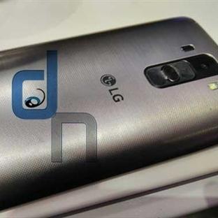 LG Stylus Phablet Görüntülendi