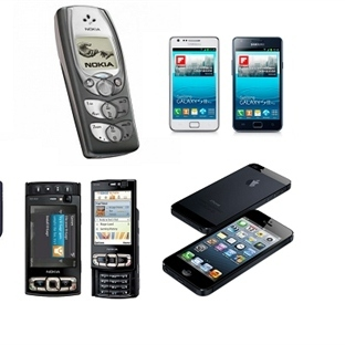 İlk Telefonum ve Kullandığım Tüm Telefonlar