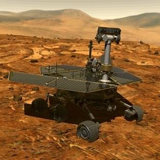 Mars'ta Bulunan Opportunity Halen Arızalı
