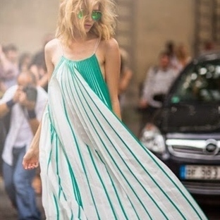 Moda: Akordiyon Pile