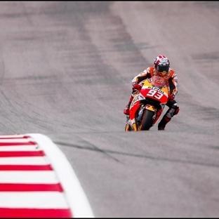 MotoGP: Austin'de Zafer Marc Marquez'in !!