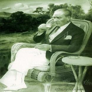 Mustafa Kemal'i Düşünüyorum !!!