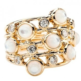 İnci İhtişamı ile Göz Kamaştıran Mücevherler