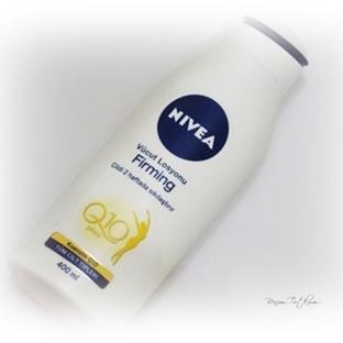 Nivea Q10 Plus Sıkılaştırıcı Vücut Losyonu