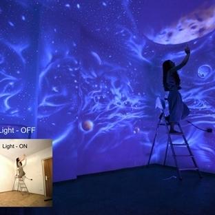 Odanızdaki Karanlığın Büyüsü