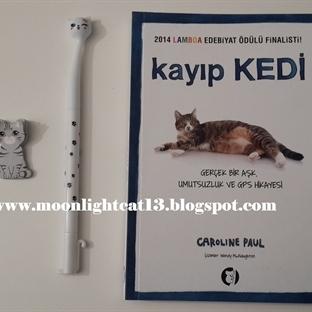 Okuma Halleri, Fotoğraflarla - Kayıp Kedi / Caroli