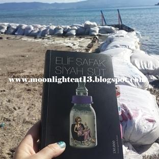 Okuma Halleri, Fotoğraflarla - Siyah Süt / Elif Şa