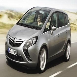 Opel Zafira modelinde değişikliğe gidyor
