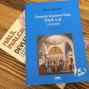 Osmanlı Tarihi Kitapları