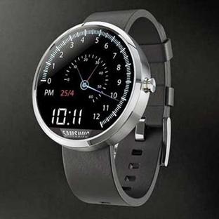 Samsung Gear A Smartwatch Görüntülendi