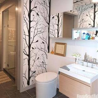 Şık Banyolar için Dekorasyon Örnekleri
